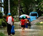 PHILIPPINES-CEBU-TROPICAL STORM JANGMI