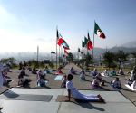 3rd International Day of Yoga - celebrations