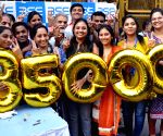 Sensex hits 35,000 mark for first time