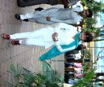 Prayer meeting of music composer Ravindra Jain
