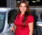 Celebrity at Maruti Mera Dost film Premiere at Fame in Mumbai.