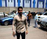 Prayer meeting of late wrestler-actor Dara Singh's wife Surjit Kaur Randhawa