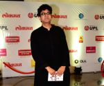 "Lokmat Maharastrian Of The Year award"" - Prasoon Joshi"