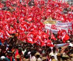 CITU continues strike against Muthoot Finance