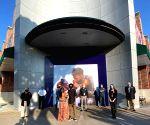 Free Photo: Chadwick Boseman honoured at Disneyland