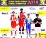 Nirmal maintains lead in Karting Championship