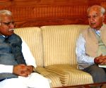 FCI chairman calls on Haryana CM