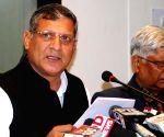 Haryana Speaker's press conference