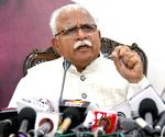 Haryana CM appeals to voters to cast record votes