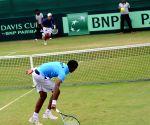 Davis Cup - Yong-Kyu Lim vs Ram Kumar
