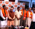 Two INLD legislators join BJP in Haryana