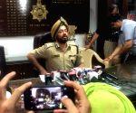 Tejinder Singh Luthra's  press conference