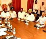 Amarinder reviews Kartarpur corridor work progress