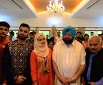 Punjab CM hosts Eid lunch Kashmiri students