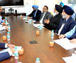 Punjab CM meets FCI chairman