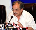 Birender Singh's press conference