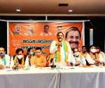 Free Photo: Chandrababu Naidu a non-resident leader: AP BJP chief