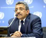 File Photo: UN institutes austerity measure as cashflow crisis worsens