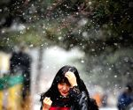 Snow in Changchun