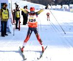 CHINA-CHANGCHUN-FIS CROSS-COUNTRY SKIING RACE
