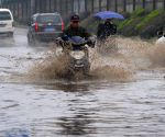 CHINA HUNAN CHANGSHA WATERLOGGING