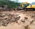 CHINA SICHUAN LANDSLIDE ACCIDENT