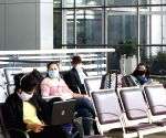 Int'l flyers at Chennai airport wait for hours for RT-PCR test
