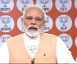 PM hails role of saints & seers in containing corona