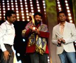Chennai: Balakrishn got best hero award for the movie Legend and  the 'Best Villan' to Jagapathi Babu for the movie Legend