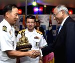 TVS Motor Chairman made Honorary Commanding Officer