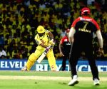 Roaring Chennai spinners wrap up Bangalore at 70