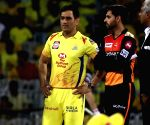 Chennai opts to bowl against Hyderabad