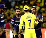 All-round Chennai thrash KKR to go on top of table