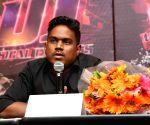 Yuvan Shankar Raja's ress conference