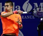 Croatia's Coric downs Hungary's Fucsovics in Australian Open