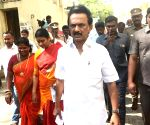 AIADMK lodges complaint against Stalin, Maran