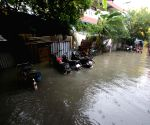 Cyclonic storm Nivar leaves Chennai flooded