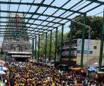 Panguni Uthiram - procession