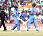 1st ODI: Iyer, Pant fifties help India post 288/8 against Windies