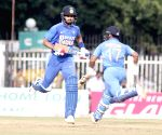 1st ODI: Iyer, Pant fifties help India post 287/8 against Windies