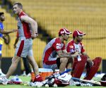 Practice Session - Kings XI Punjab