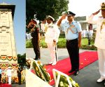 Navy Day celebrations at Victory War Memorial