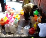 Chennai water crisis hits construction sector