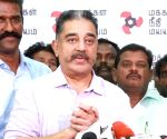 Will work with Rajinikanth for welfare of TN: Kamal Haasan