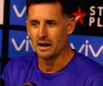 Hussey now Covid negative, set to return to Australia on Monday
