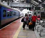 Suburban train services not to operate after 10 p.m. in Chennai