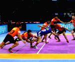 PKL 7: Haryana pip Mumbai 30-27