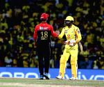IPL pitch is under discussion, for a change