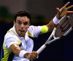 ATP Chennai Open 2015 -  Aljaz Bedene vs Roberto Bautista Agut