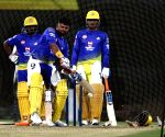 IPL 2019 - Chennai Super Kings' practice session